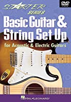 Basic Guitar And String Set Up