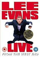 Lee Evans - Live From The West End