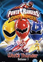 Power Rangers - Dino Thunder: White Thunder
