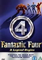 Fantastic Four - A Legend Begins