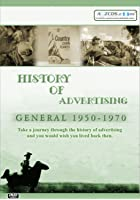 History Of Advertising - General 1950 To 1970