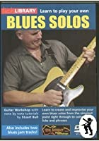 Learn To Play Your Own Guitar Blues Solos