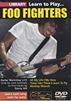 Lick Library - Learn To Play Foo Fighters