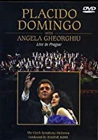 Placido Domingo With Angela Gheorghiu - Live In Prague