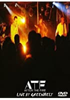 After The Fire - Live At The Greenbelt