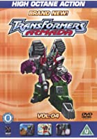 Transformers - Armada - Vol. 4