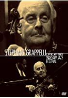 Stephane Grappelli - Live At The Warsaw Festival