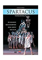Spartacus - Bolshoi Ballet