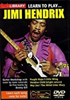 Lick Library - Learn To Play Jimi Hendrix