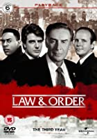 Law And Order - Third Series