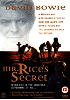 Mr Rice's Secret