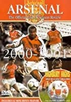 Arsenal - The Official End Of Season Review 2000/2001