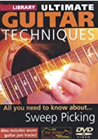 Lick Library - Ultimate Guitar Techniques - Sweep Picking