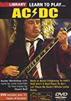Lick Library - Learn To Play AC/DC