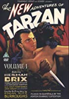 The New Adventures Of Tarzan - Vol. 1