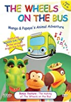 The Wheels On The Bus - Mango And Papaya's Animal Adventure