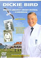 Dickie Bird At The Greatest Cricket Festival In Scarborough