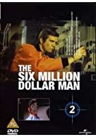 The Six Million Dollar Man - Vol. 2