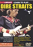 Lick Library - Learn To Play Dire Straits