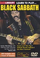 Lick Library - Learn To Play Black Sabbath