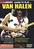 Lick Library - Learn To Play Van Halen
