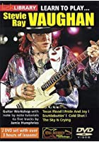 Lick Library - Learn To Play Stevie Ray Vaughan