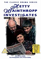 Hetty Wainthropp Investigates - Series 2