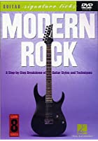 Modern Rock - Guitar Signature Licks