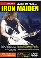 Lick Library - Learn To Play Iron Maiden