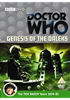Doctor Who - The Genesis Of The Daleks