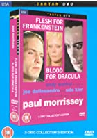 Blood For Dracula / Flesh For Frankenstein