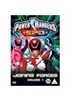 Power Rangers Space Patrol Delta: Joining Forces - Vol. 1