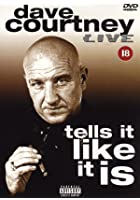 Dave Courtney - Tells It Like It Is - Live