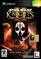 Star Wars Knights of the Old Republic II:The Sith Lords