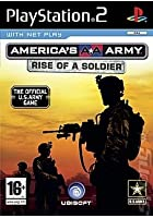 America&#39;s Army: Rise of a Soldier