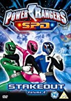 Power Rangers Space Patrol Delta: Stakeout - Vol. 2