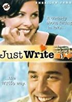 Just Write