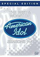 American Idol - Best and Worse of Series 1 - 4