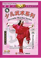 Juvenile Wushu - Broadsword Play