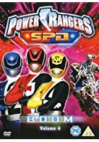 Power Rangers Space Patrol Delta: Boom - Vol. 4