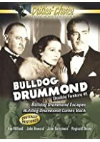 Bulldog Drummond - Double Feature - Vol. 1