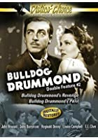Bulldog Drummond - Double Feature - Vol. 2