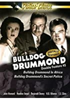 Bulldog Drummond - Double Feature - Vol. 3