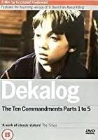 Dekalog - The Ten Commandments - Parts 1-5