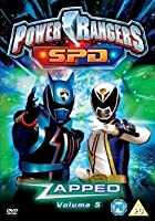 Power Rangers Space Patrol Delta: Zapped - Vol. 5