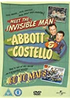 Bud Abbott And Lou Costello - Meet The Invisible Man / Go To Ma