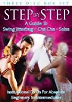 Step By Step Volume Two - Swing Jitterbug, Salsa, Cha Cha