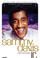 Sammy Davis Jr Entertains