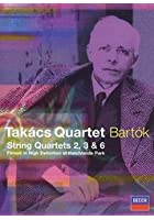Bartok: String Quartets Nos. 2, 3, 4 and 6