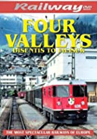 Four Valleys - Disentis To Filsur